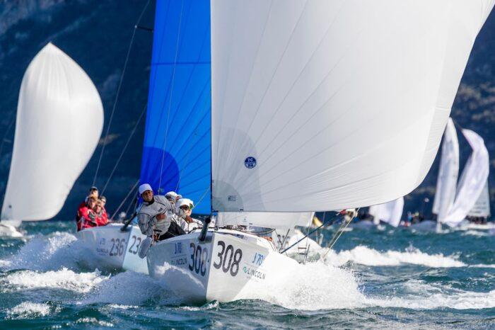 J70 Cup regate Fraglia Vela Malcesine