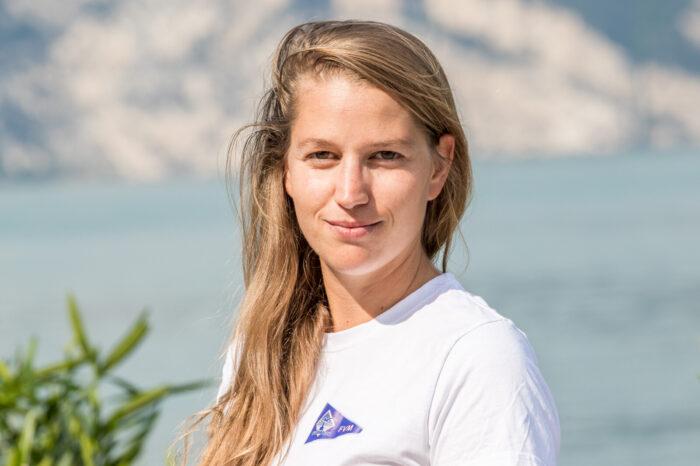 Alice Zorzi: Responsabile Regate Fraglia Vela Malcesine