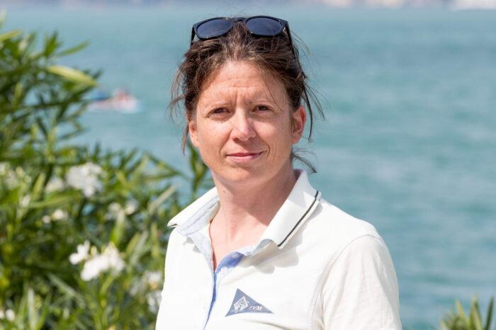 Angela Trawoeger: Media e Fotografia alla Fraglia Vela Malcesine