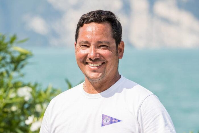 Antonio Chang: staff Porto Fraglia Vela Malcesine