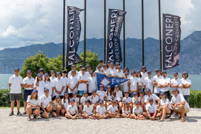 Gruppo Squadre Agonistiche Fraglia Vela Malcesine, Lago di Garda