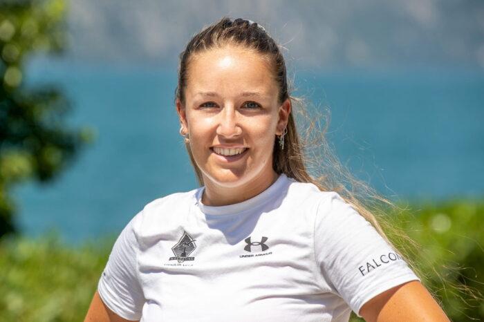 Nicole Galazzini: Istruttore Optimist Fraglia Vela Malcesine