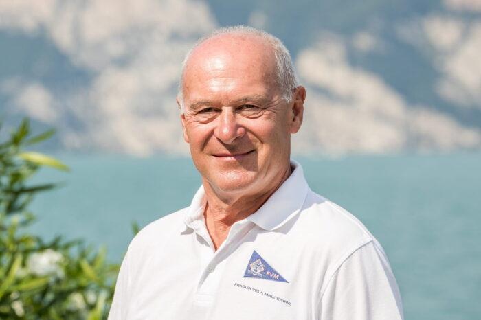 Paolo Lonardi: Staff Regate Fraglia Vela Malcesine