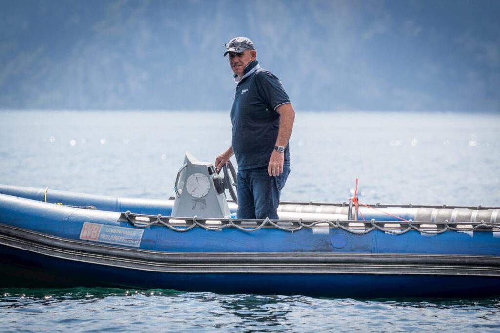 Beppe Devoti, para world Sailing 2018
