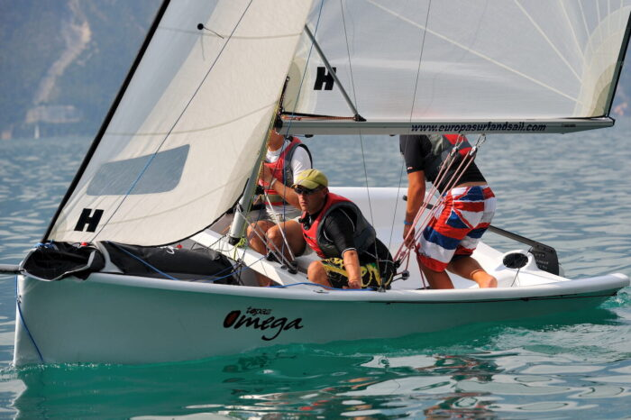Europa Surf & Sail Fraglia Vela Malcesine