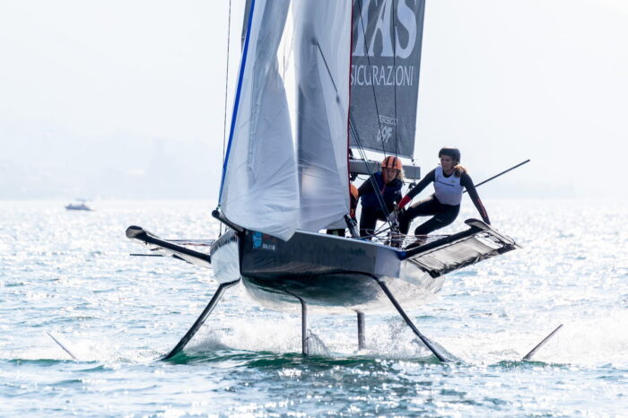 Regata 69F Foling Week 2020 Fraglia Vela Malcesine