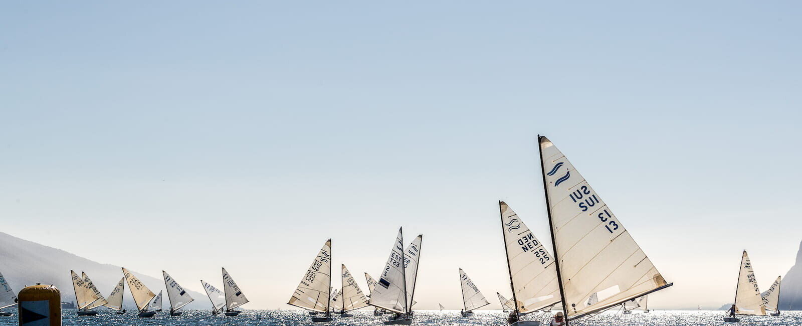 Regata Finn Cup Lago di Garda: Fraglia Vela Malcesine