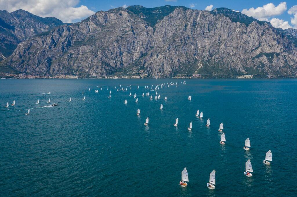 Trofeo Simone 2019 Fraglia Vela Malcesine, Lago di Garda