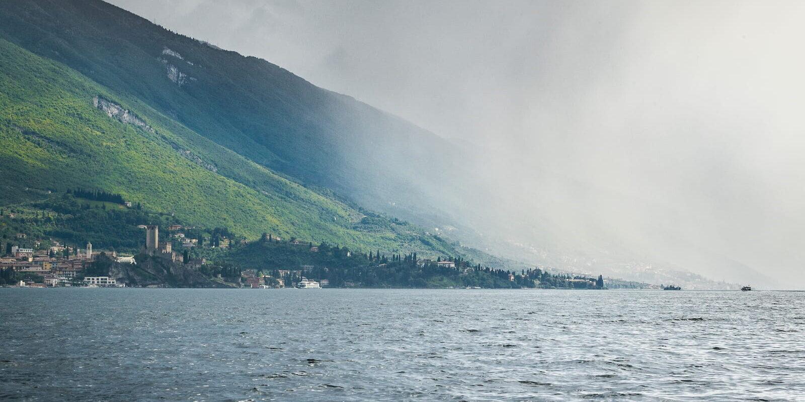 Vento al Lago di Garda e Malcesine Fraglia Vela Malcesine