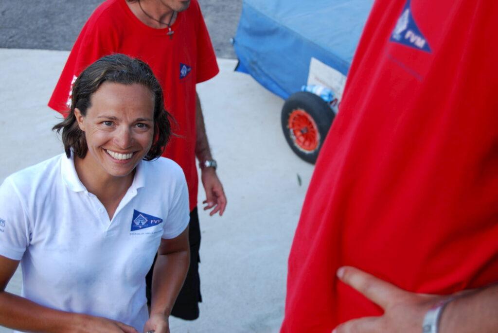 Ylena Carcasole Trofeo Simone 2011 Fraglia Vela Malcesine