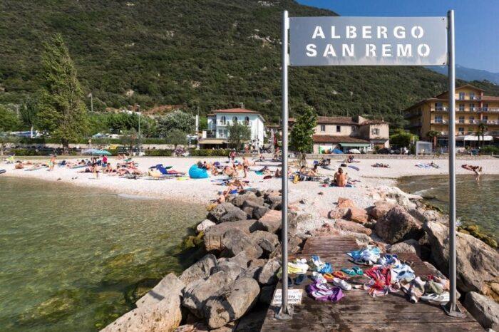 Albergo Sanremo Partner Fraglia Vela Malcesine