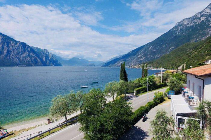 Camping Azzurro Partner Fraglia Vela Malcesine