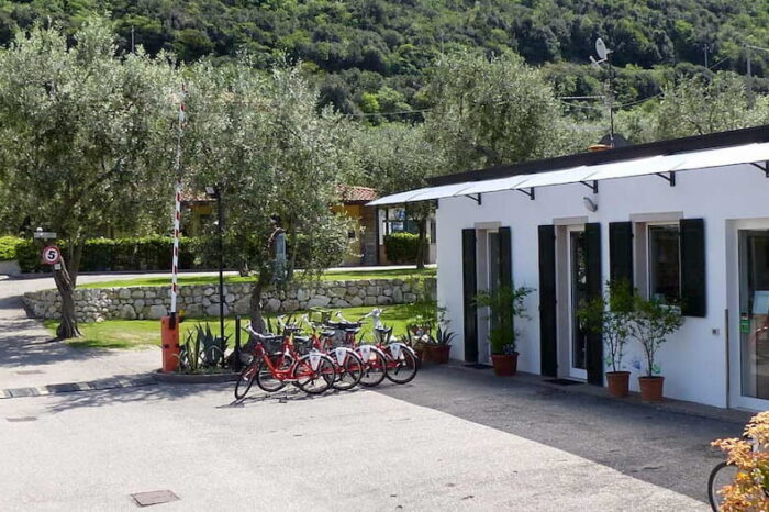 Camping Claudia Partner Fraglia Vela Malcesine