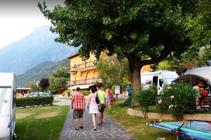 Camping Martora Partner Fraglia Vela Malcesine