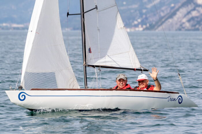 La barca Dream: doppio equipaggio ideale per diversamente abili