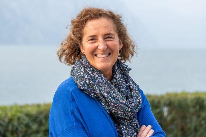 Emanuela Barzoi: Vicepresidente Fraglia Vela Malcesine