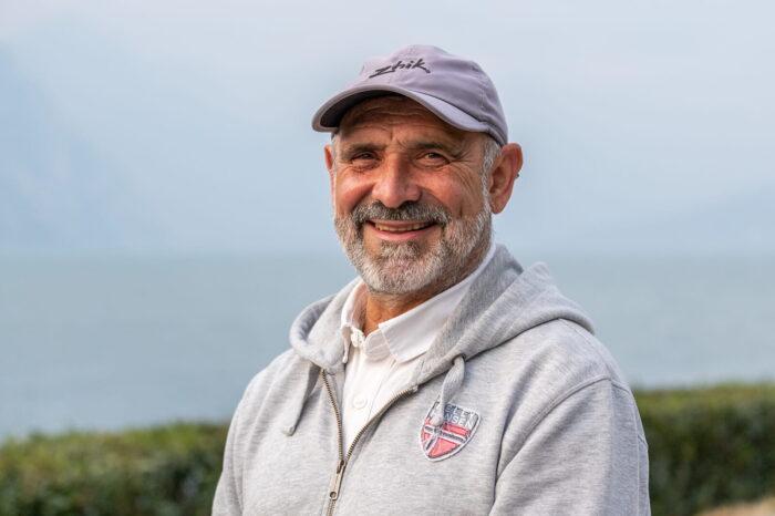 Flavio Benamati: Medico Sociale Direttivo Fraglia Vela Malcesine