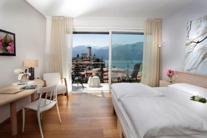 Hotel Ariston Partner Fraglia Vela Malcesine