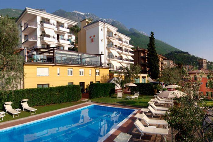 Hotel Capri Partner Fraglia Vela Malcesine