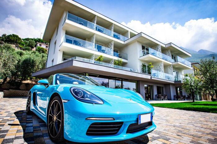 Hotel Casa Barca partner Fraglia Vela Malcesine