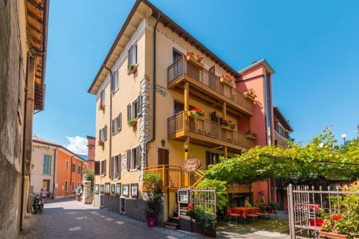 Hotel Dolomiti Partner Fraglia Vela Malcesine