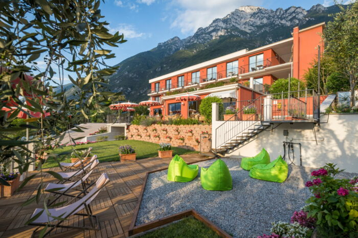 Hotel Oasi Beach Partner Fraglia Vela Malcesine