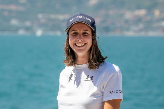 Lisa Sartori: Istruttore Scuola Vela Fraglia Vela Malcesine