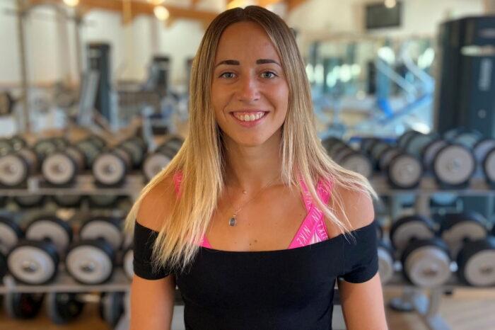 Nicole Modena: la Responsabile dei corsi Fitness in FVM GYM
