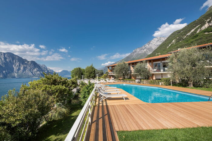 Residence Parco Lago di Garda Partner Fraglia Vela Malcesine