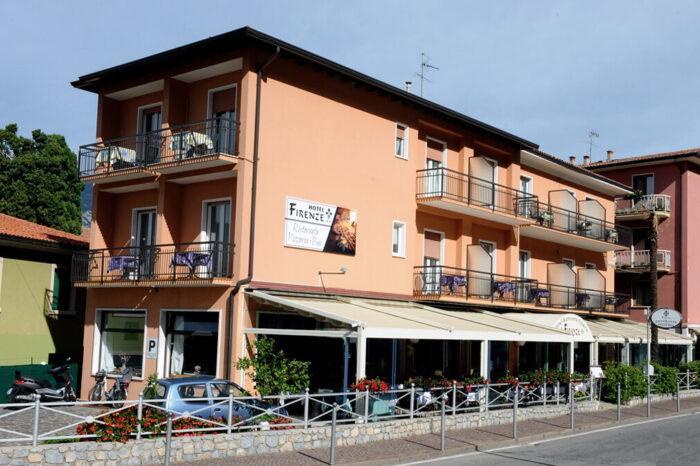 Ristorante Hotel Firenze Partner Fraglia Vela Malcesine