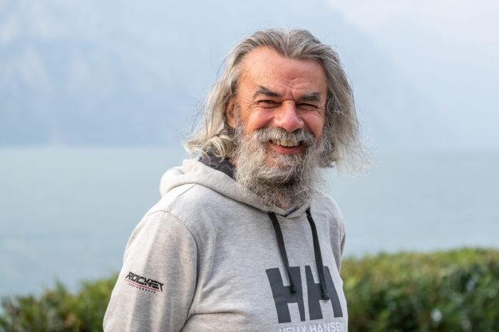 Roland Rienzner: Consigliere Fraglia Vela Malcesine