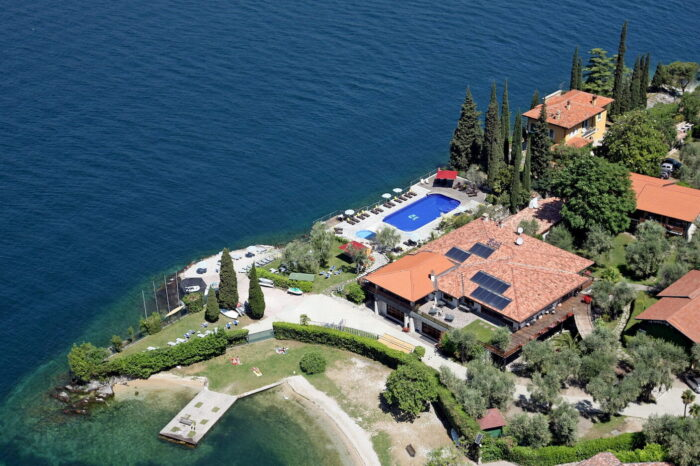 Sailing Center Hotel Partner Fraglia Vela Malcesine