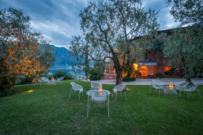 Hotel Villa Andreis Malceisne Partner Fraglia Vela Malcesine