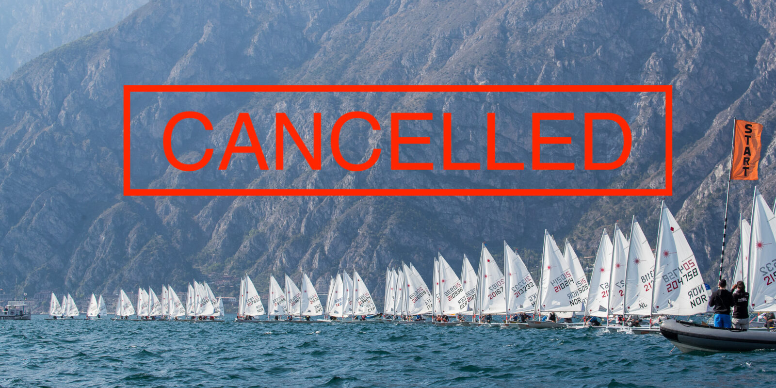 Laser Youth Easter Meeting 2021 Cancelled