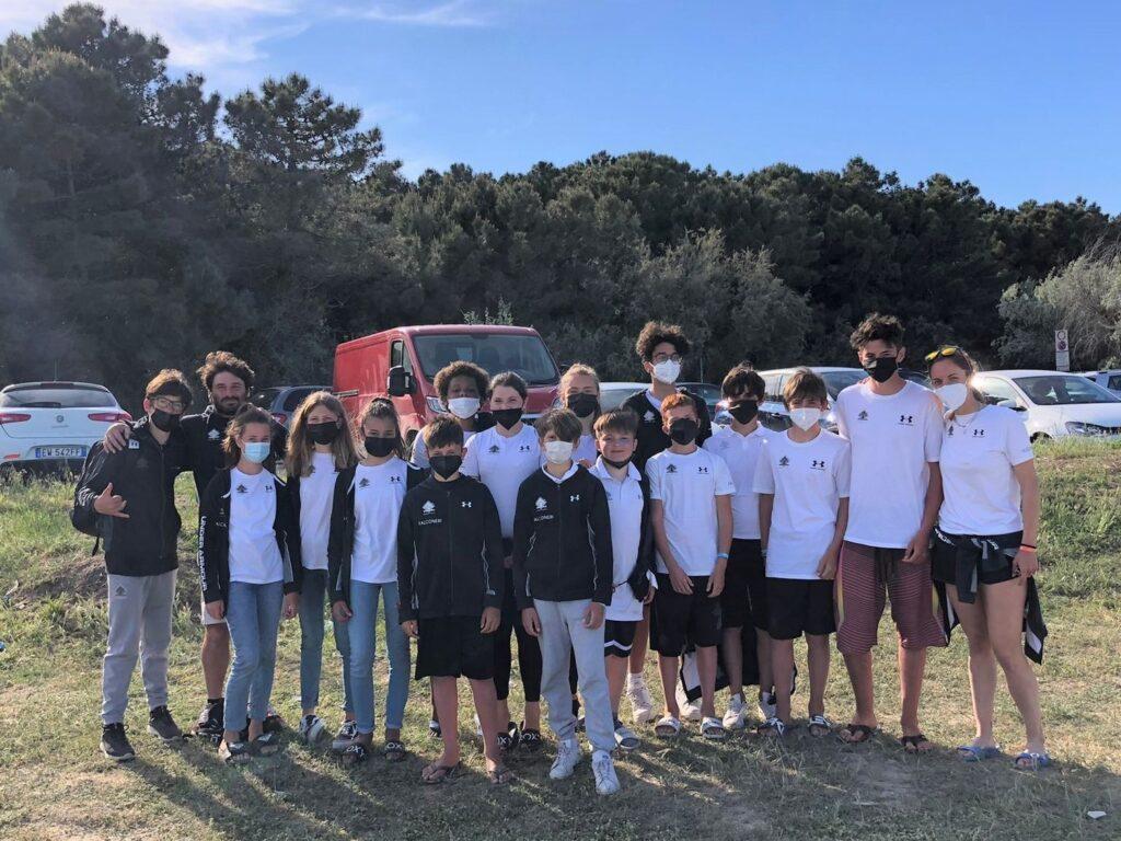 squadra techno293 porto corsini ravenna coppa italia 2021