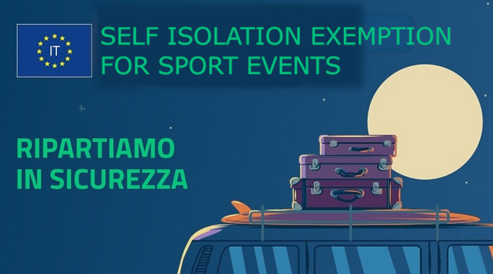 Self isolation exemption