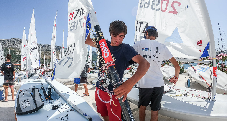 uricchio federico laser radial youth europeans croazia 2021