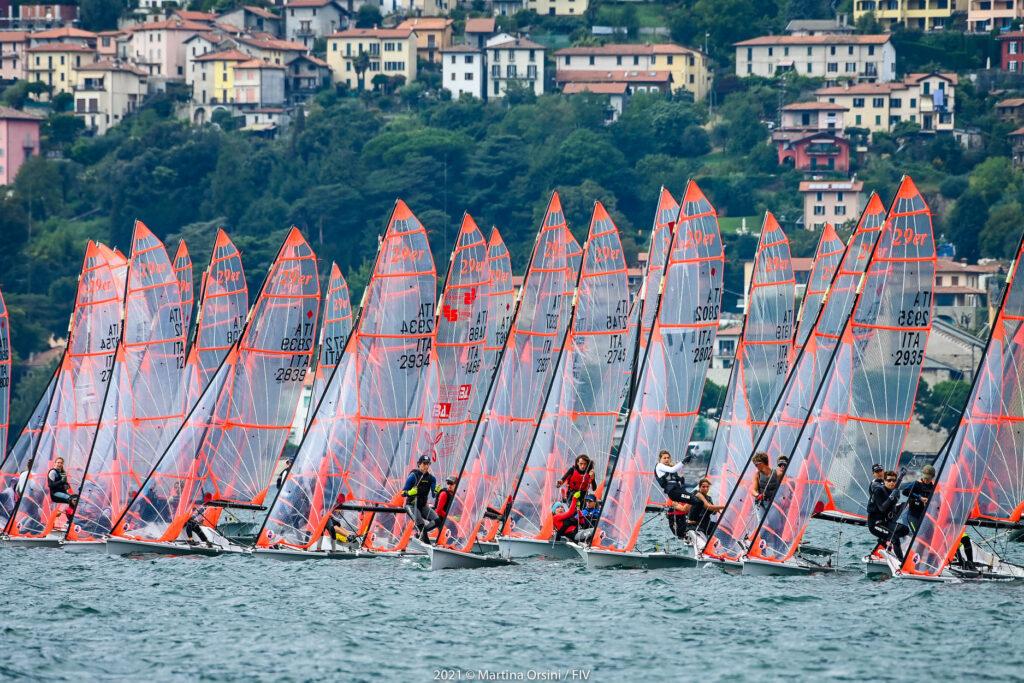 marchesini berti campionati italiani doppio dervio 2021 fraglia vela malcesine